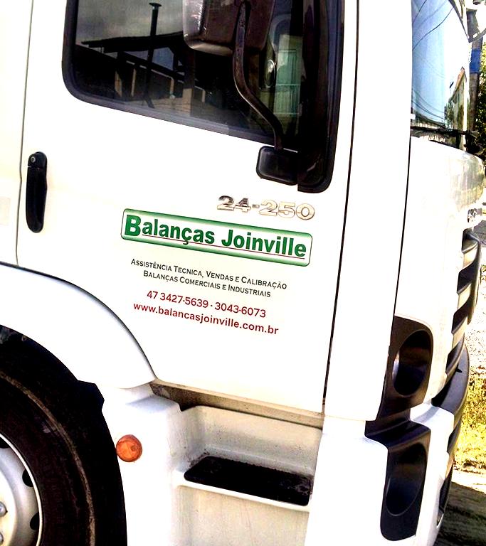 Balanças Joinville